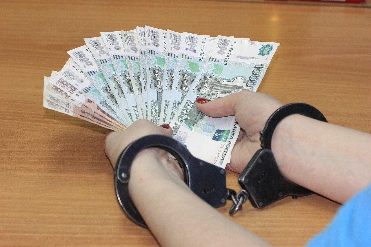 handcuffs 2070580 1280 Gejala Rasuah : Punca, Kesan Negatif, Langkah Menangani