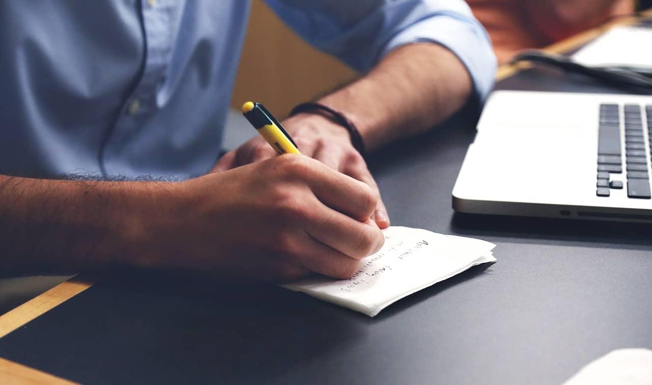 Teknik menulis